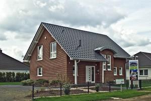 Musterhaus in Falkensee der Firma Gussek Haus