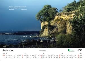 RIV-Kalender 2013 - September