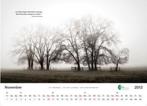 RIV-Kalender 2013 - November