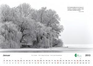 RIV-Kalender 2013 - Januar