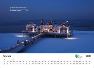 RIV-Kalender 2013 - Februar