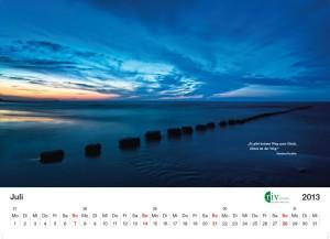 RIV-Kalender 2013 - Juli